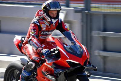 Was sagen die Ducati Piloten für das Saisonfinale voraus?