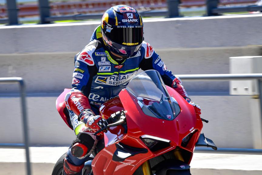 Johann Zarco, Reale Avintia Racing,Portimao MotoGP™ Official Test