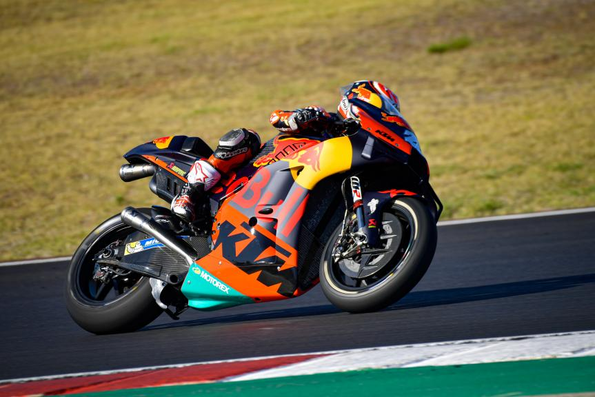 Dani Pedrosa, Red Bull KTM Factory Racing,Portimao MotoGP™ Official Test