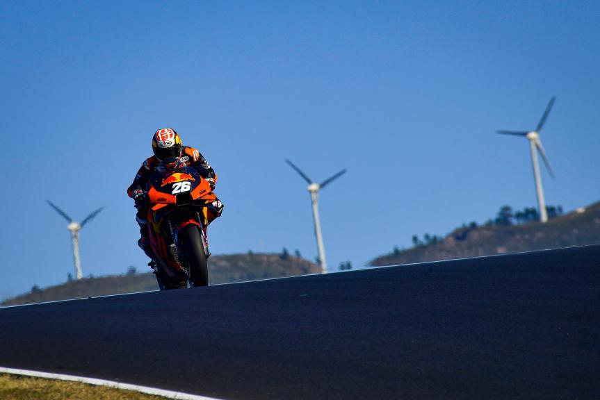 Dani Pedrosa, Red Bull KTM Factory Racing,Portimao MotoGP™ Official Test