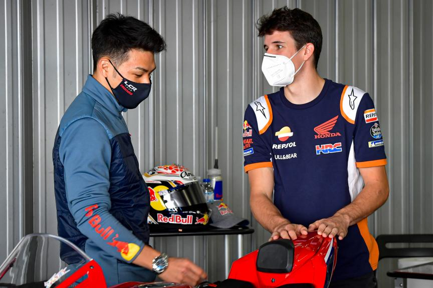 Takaaki Nakagami, LCR Honda Idemitsu,Portimao MotoGP™ Official Test
