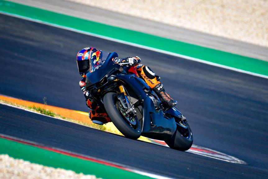 Brad Binder, Red Bull KTM Factory Racing,Portimao MotoGP™ Official Test