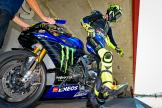 Valentino Rossi, Monster Energy Yamaha MotoGP,Portimao MotoGP™ Official Test