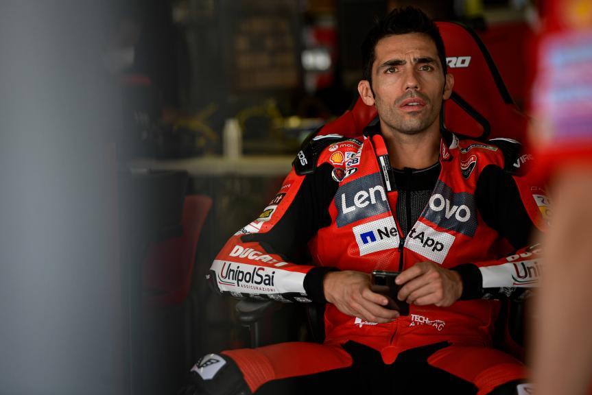 Michel Pirro, Ducati Team,Portimao MotoGP™ Official Test