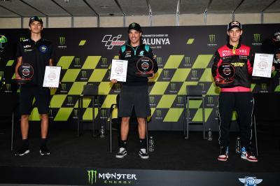 Gana un reloj Tissot mostrando tus conocimientos de MotoGP™