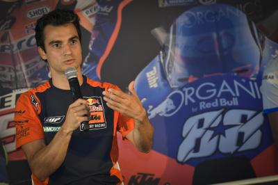 Pedrosa positive as KTM continue to progress