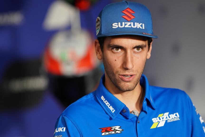 Alex Rins, Team Suzuki Ecstar,SHARK Helmets Grand Prix de France