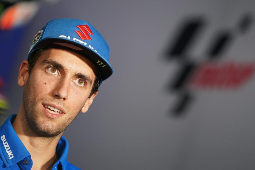 Alex Rins, Team Suzuki Ecstar,SHARK Helmets Grand Prix de France