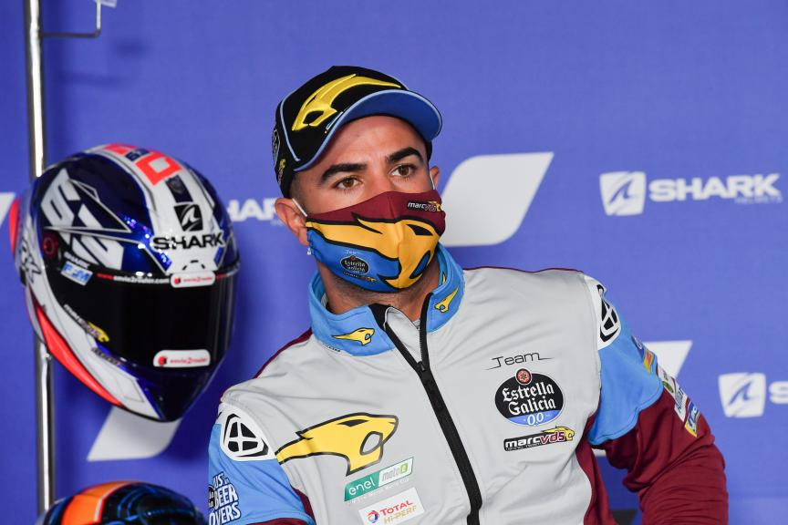 Mike Di Meglio, EG 0,0 Marc VDS,SHARK Helmets Grand Prix de France