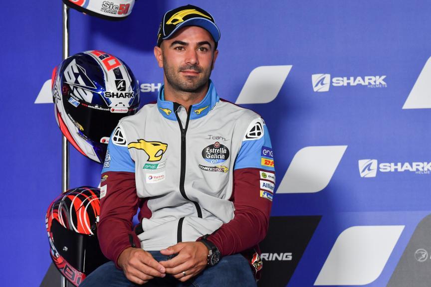 Mike Di Meglio, EG 0,0 Marc VDS,SHARK Helmets Grand Prix de France