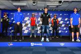 Press-Conference, SHARK Helmets Grand Prix de France