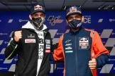 Johann Zarco, Jorge Martin, SHARK Helmets Grand Prix de France