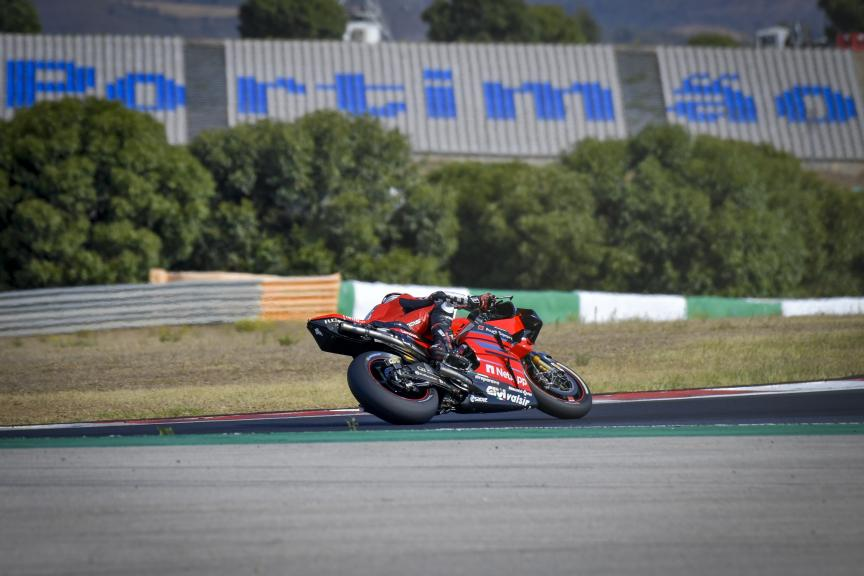 Michel Pirro, Ducati Team, Portimao MotoGP™ Official Test