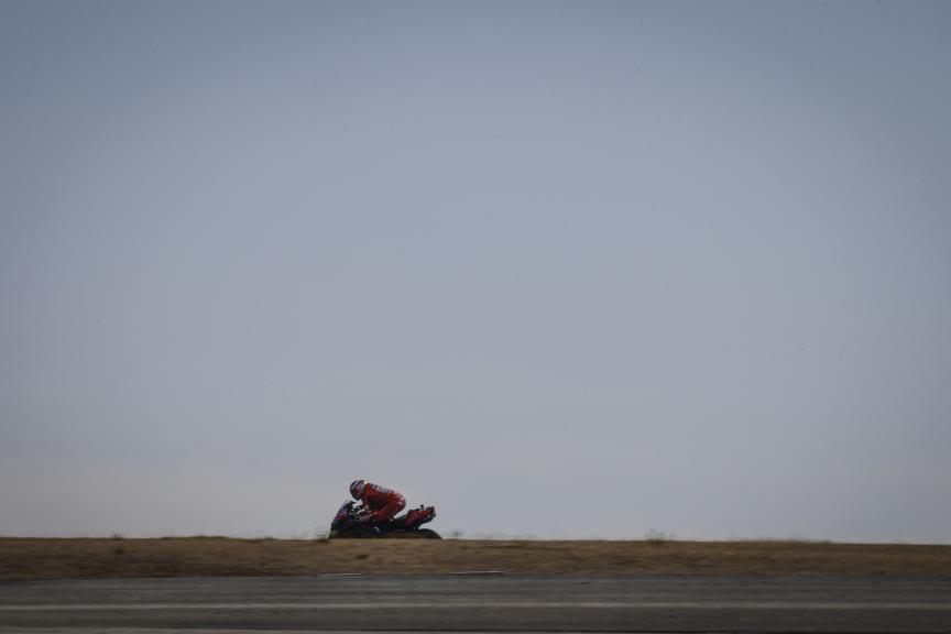 Michel Pirro, Ducati Team, Portimao MotoGP™ Official Test