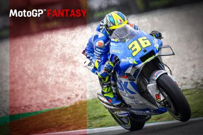MotoGP™ Fantasy: Mir looks the smart choice ahead of Le Mans