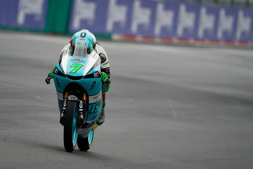 Dennis Foggia, Leopard Racing, SHARK Helmets Grand Prix de France