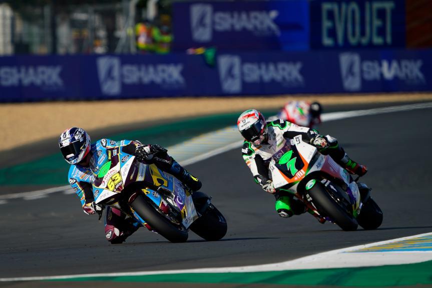 Niccolo Canepa, LCR E-Team, SHARK Helmets Grand Prix de France