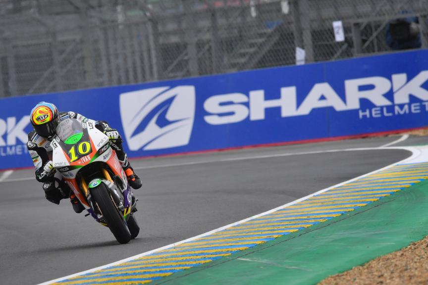 Xavier Simeon, LCR E-Team, SHARK Helmets Grand Prix de France