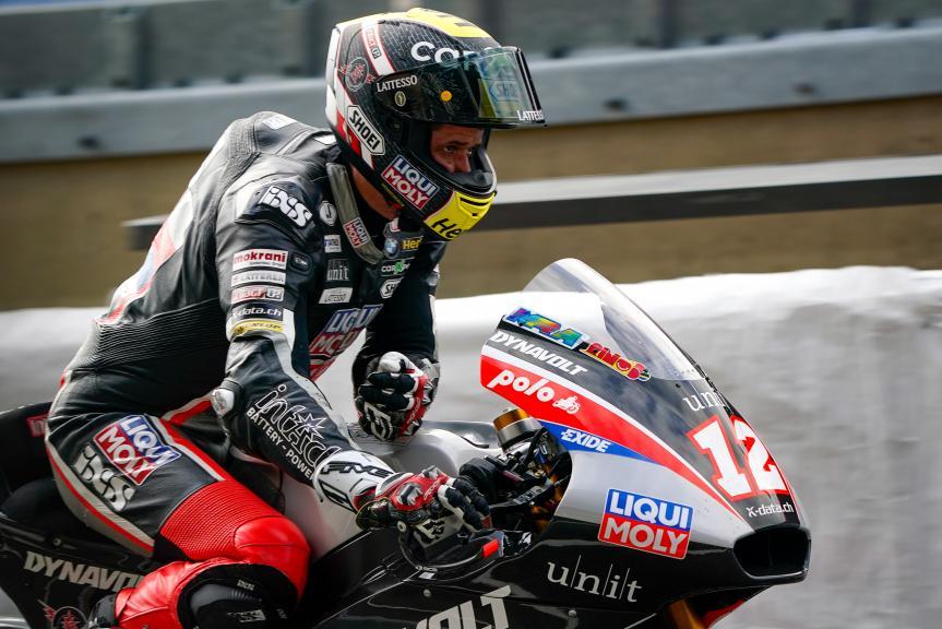 Thomas Luthi, Liqui Moly Intact GP, SHARK Helmets Grand Prix de France