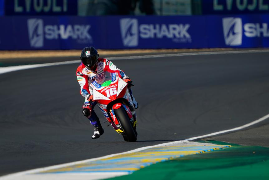 Josh Hook, Octo Pramac Racing, SHARK Helmets Grand Prix de France