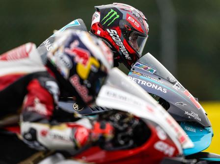 MotoGP, Free Practice, SHARK Helmets Grand Prix de France