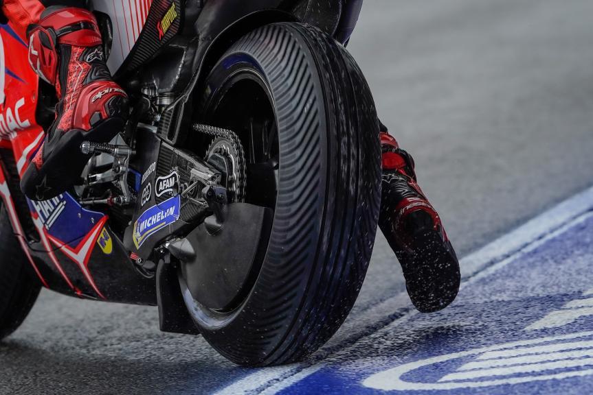 Francesco Bagnaia, Pramac Racing, SHARK Helmets Grand Prix de France
