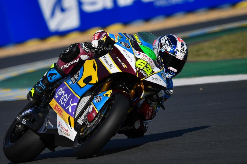 Mike Di Meglio, EG 0,0 Marc VDS, SHARK Helmets Grand Prix de France
