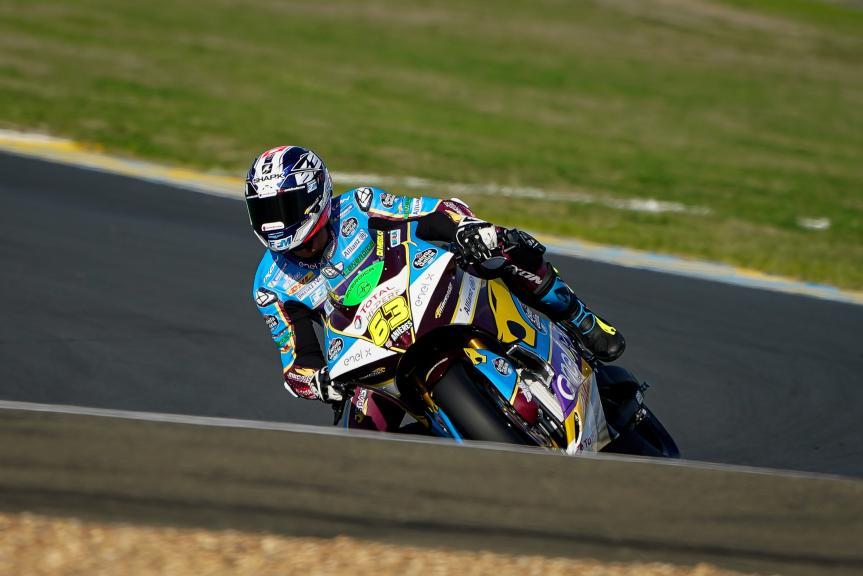 Alessandro Zaccone, Trentino Gresini Motoe, SHARK Helmets Grand Prix de France