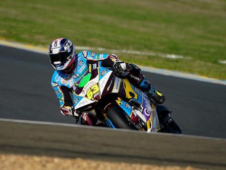 MotoE, Free Practice, SHARK Helmets Grand Prix de France