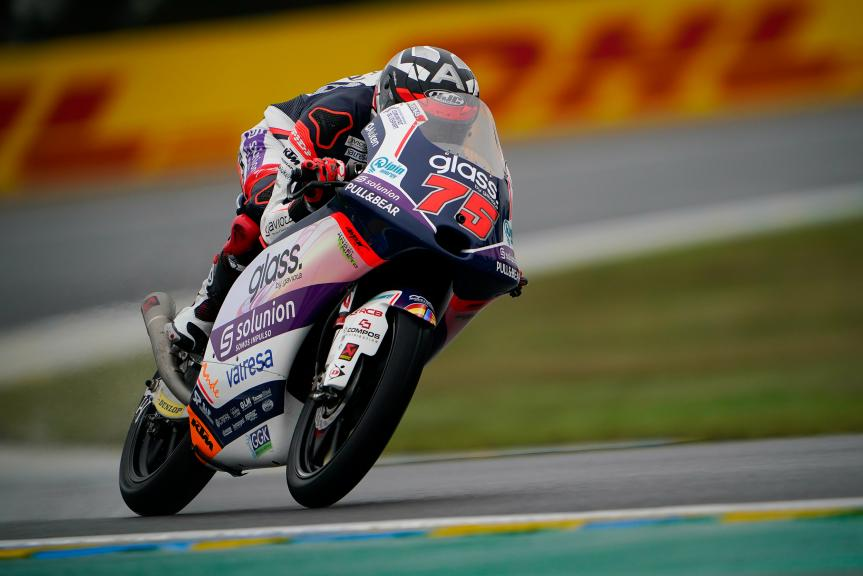 Albert Arenas, Aspar Team, SHARK Helmets Grand Prix de France