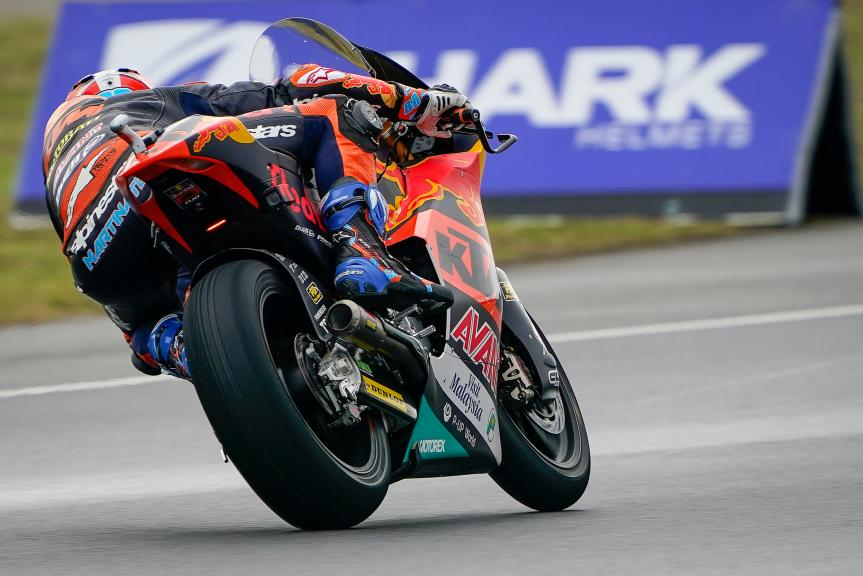 Jorge Martin, Red Bull KTM AJO, SHARK Helmets Grand Prix de France