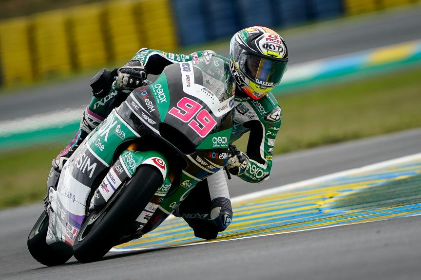 Kasma Daniel Bin Kasmayudin, Onexox TKKR Sag Team, SHARK Helmets Grand Prix de France