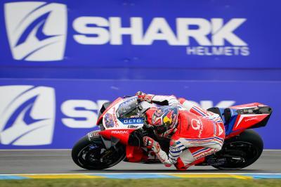 GP de France : Miller dégaine en FP2
