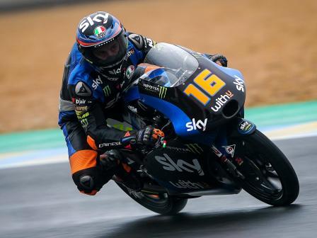 Moto3, Free Practice, SHARK Helmets Grand Prix de France