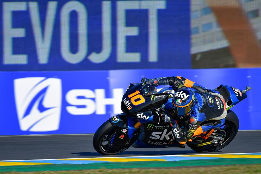 Luca Marini, SKY Racing Team Vr46, SHARK Helmets Grand Prix de France