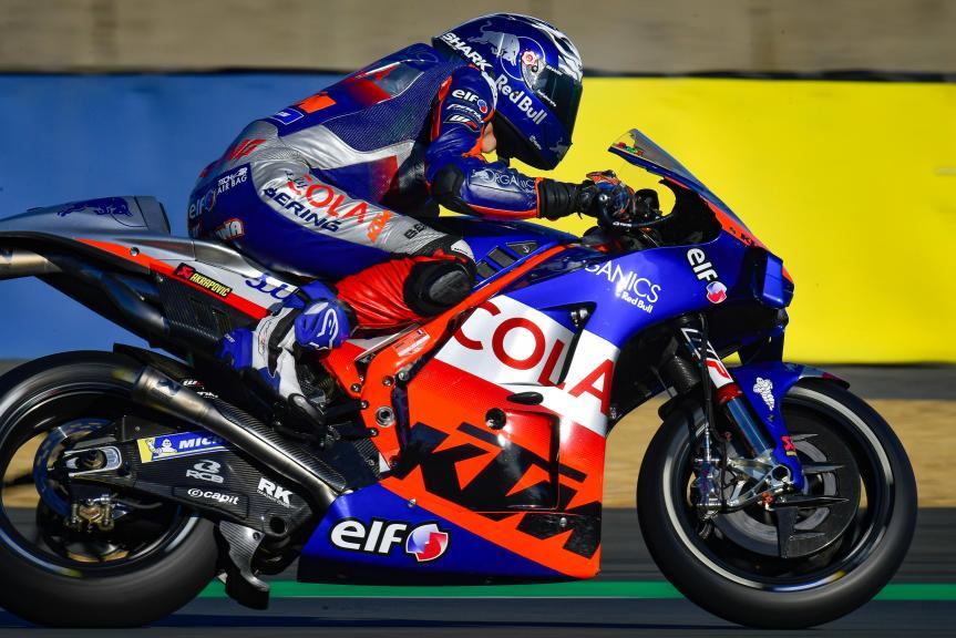 Iker Lecuona, Red Bull KTM Tech 3, SHARK Helmets Grand Prix de France