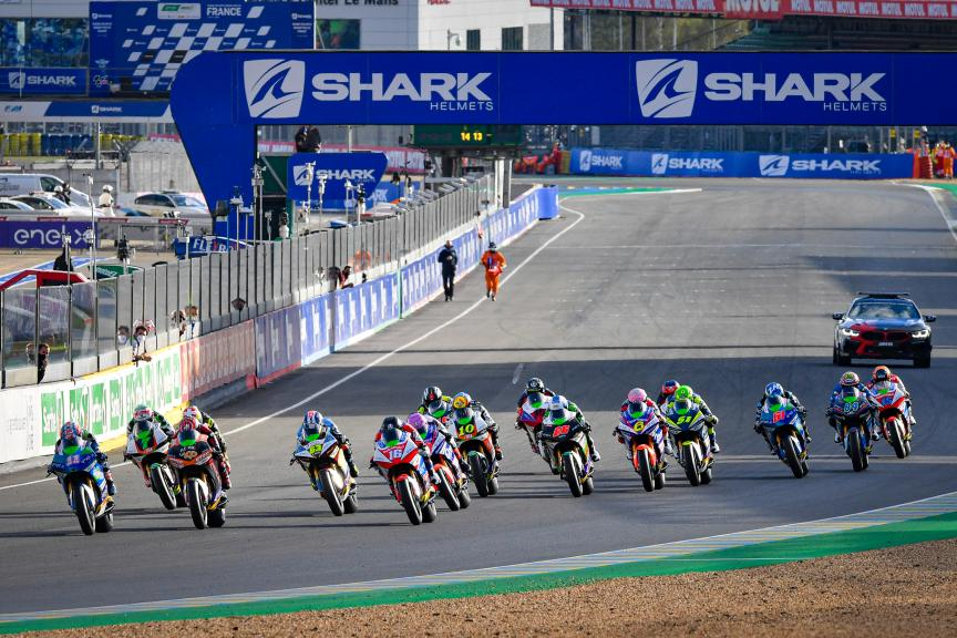 MotoE, Race 1, SHARK Helmets Grand Prix de France