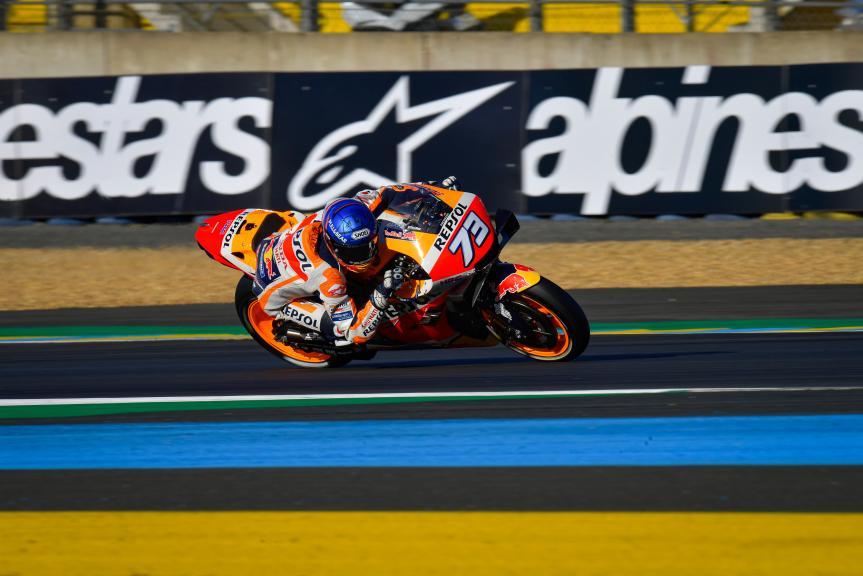 Alex Marquez, Repsol Honda Team, SHARK Helmets Grand Prix de France