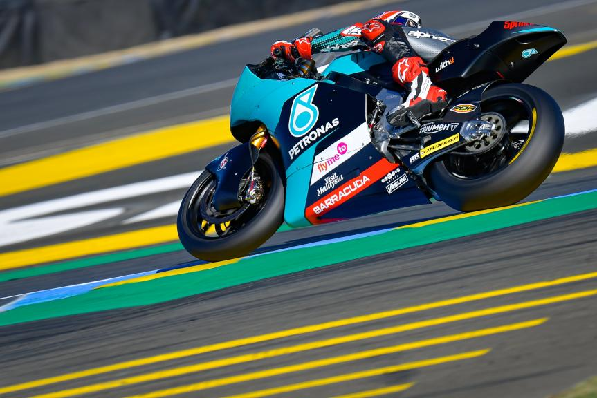 Jake Dixon, Petronas Sprinta Racing, SHARK Helmets Grand Prix de France