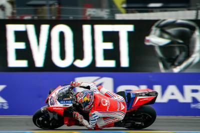 GP de France : Ducati peut-elle jouer la victoire demain ?