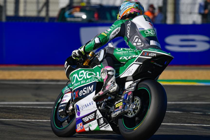 Moto2™, SHARK Helmets Grand Prix de France