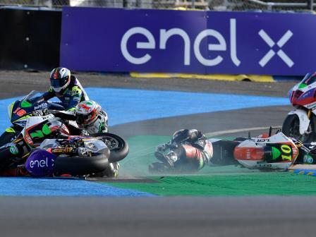 MotoE, Race, SHARK Helmets Grand Prix de France