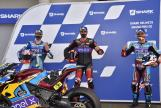 Jordi Torres, Matteo Ferrari, Mike Di Meglio, SHARK Helmets Grand Prix de France