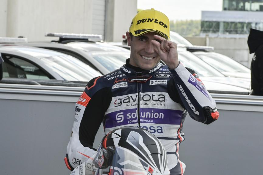 Albert Arenas, Gaviota Aspar Team Moto3, SHARK Helmets Grand Prix de France