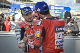Jack Miller, Danilo Petrucci, SHARK Helmets Grand Prix de France