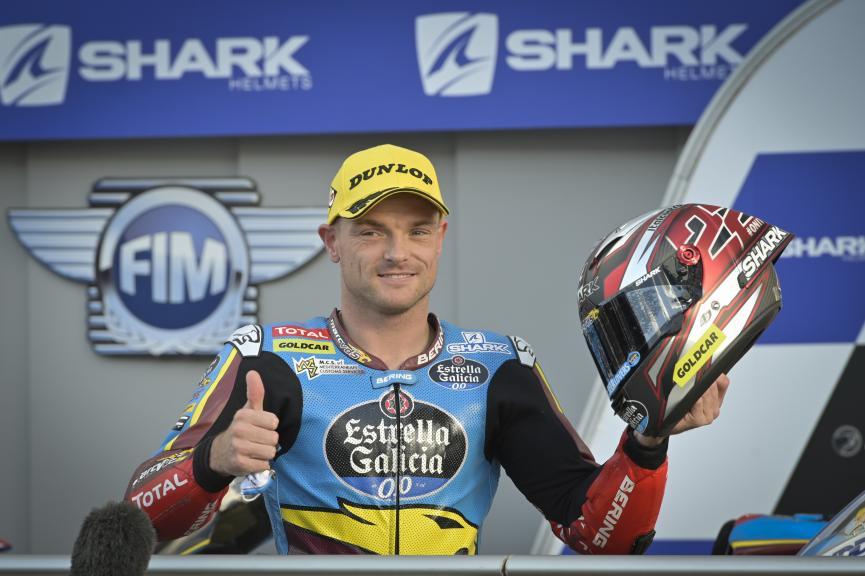 Sam Lowes, EG 0,0 Marc VDS, SHARK Helmets Grand Prix de France