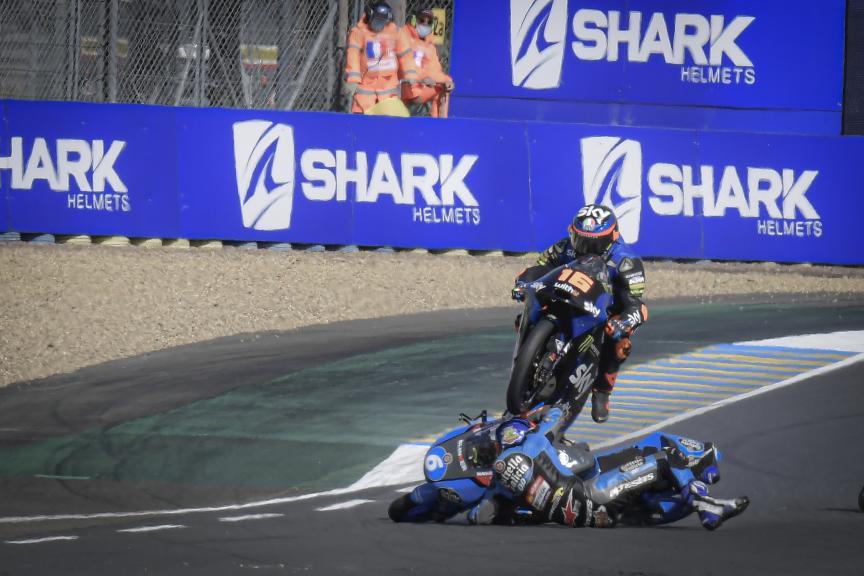 Andrea Migno,Ryusei Yamanaka, SHARK Helmets Grand Prix de France
