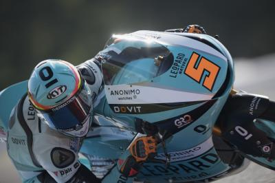Moto3™ - Le Mans : Record battu pour Masia en qualifications
