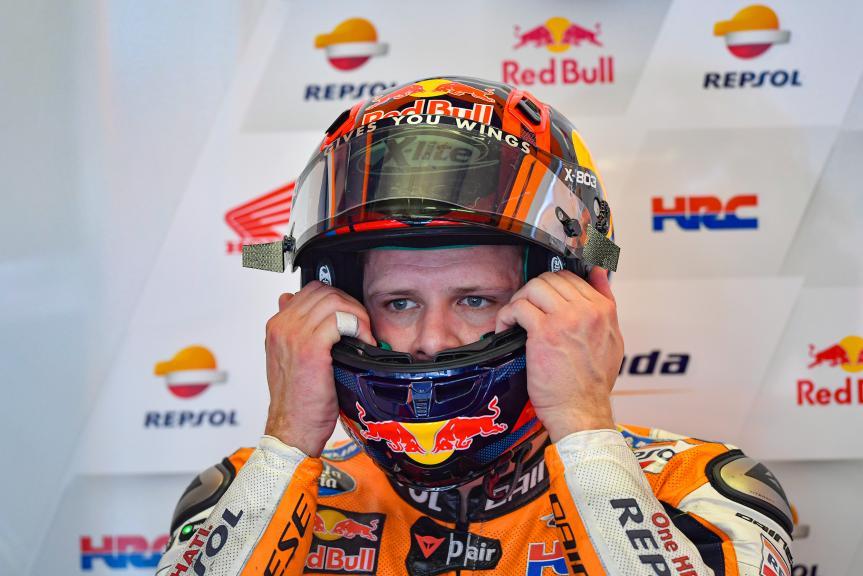 Stefan Bradl, Repsol Honda Team, SHARK Helmets Grand Prix de France