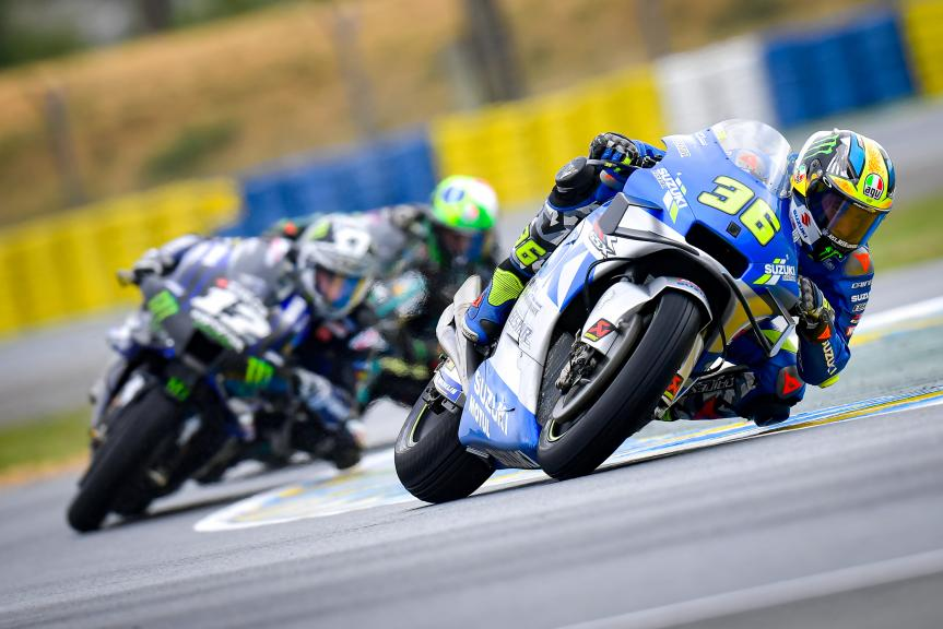 Joan Mir, Team Suzuki Ecstar, SHARK Helmets Grand Prix de France